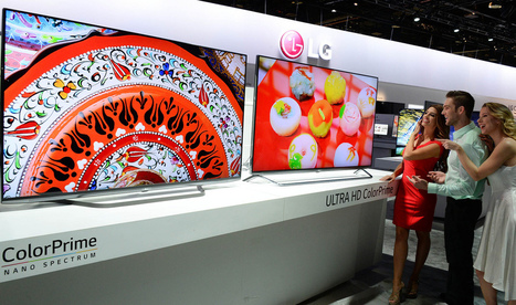 VIDEO: Quantum Dot And Why Do I Want Them In My TV? | Tech Latest | Scoop.it