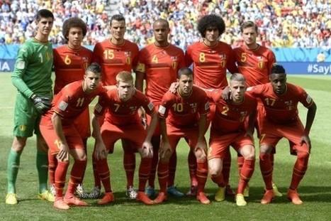Les Diables rouges 5e au classement FIFA, l'Allemagne devient numéro 1   Belgitude   Scoop.it