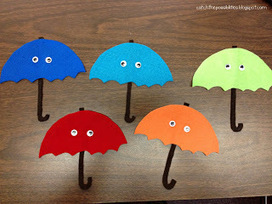 catch the possibilities: Flannel Friday: Five Umbrellas | Rainy Day Storytime | Scoop.it