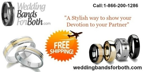 Mens Tungsten Wedding Bands For Sale | weddingbandsforboth | Scoop.it