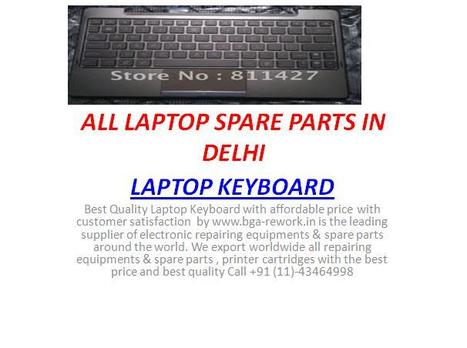 Laptop Keyboard | Laptop Spare Parts | Scoop.it
