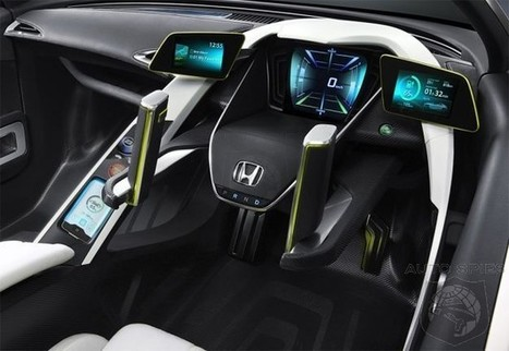 An Ode To Technology - What Are Some Of The BEST Automotive Tech ... - AutoSpies.com | Engineering Product Design and Development | Scoop.it