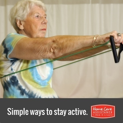 Benefits of Low Impact Exercises for seniors | Home Care Assistance Columbus | Scoop.it