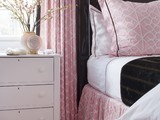 Give Rooms a Rosy Outlook With Pink | Designing Interiors | Scoop.it