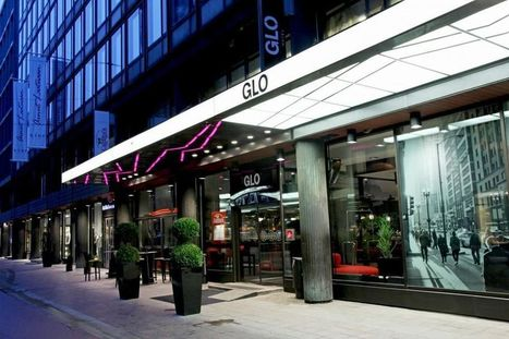 Disabled Holidays Finland - Wheelchair accessible accommodation in the GLO Hotel Helsinki Kluuvi, Helsinki | Accessible Tourism | Scoop.it