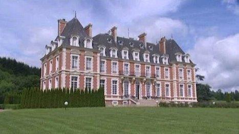 Le chateau de la Cazine, en Creuse, parmi les 30 plus beaux d'Europe - France 3 Limousin | Willy Ronis, une journée à Oradour sur Glane | Scoop.it