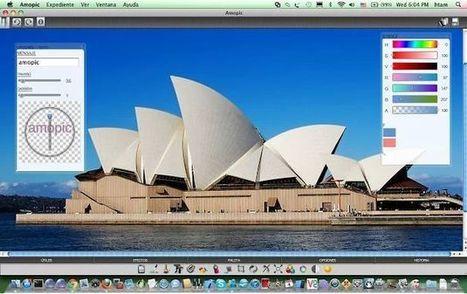Amopic, un completo editor de imágenes para Chrome | FOTOTECA INFANTIL | Scoop.it