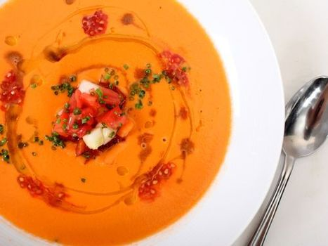 The Food Lab: Vegetables, Salt, and the Science of Perfect Gazpacho | Serious Eats | @FoodMeditations Time | Scoop.it
