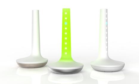Avec Luminion, Ubiant réduit vos consommations d'énergie | Objets connectés, quantified self, TV connectée et domotique | Scoop.it
