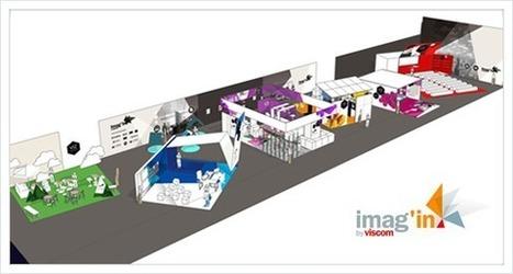 Viscom Paris 2014 - Découvrez sur l'espace Imag'in les animations créatives VIZLAB, VIZSHOOT et VIZCREA ! | Visual Communication News | Scoop.it