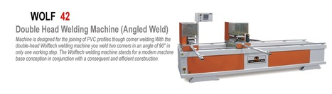 Wolftech Machine Has Widest Possible Collection Of Window Machinery For PVC And Aluminium Window | Business | Scoop.it