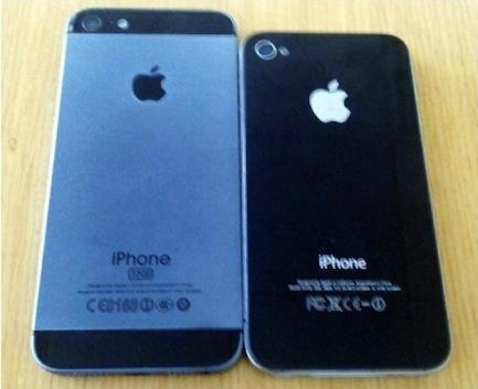 iPhone 5 : de nouvelles photos sont sorties sur Twitter - Menly.fr   CyberNews - actu Web   Scoop.it