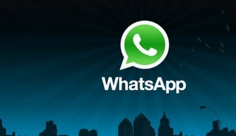 WhatsApp Acquired By Facebook For $19 Billion | Marketing Digital | Scoop.it