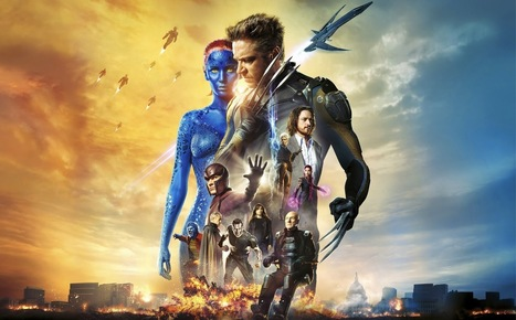 Movie Review: X-Men Days of Future Past is Beyond Expectation | It's Entertainment | Scoop.it