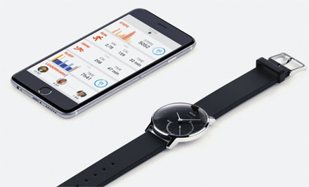 Withings is onto something with its Activité smartwatches | UX-UI-Wearable-Tech for Enhanced Human | Scoop.it