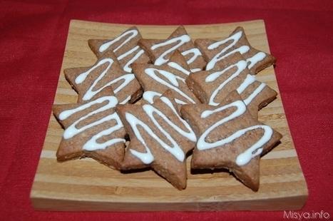 Biscotti alla cannella - Ricette di cucina | Mangiare diverso | Scoop.it