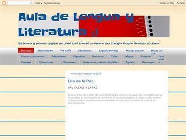 Aula de Lengua y Literatura   En pruebas   Scoop.it