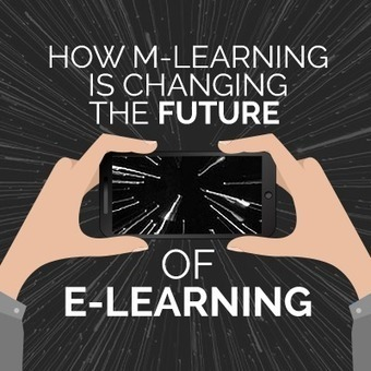 How m-Learning is Changing the Future of e-Learning - eLearning Industry | mLearning - Learning on the Go | Scoop.it