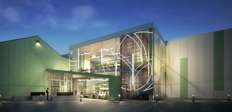 La plus grande ferme verticale du monde a ouvert cette année | Questions de développement ... | Scoop.it