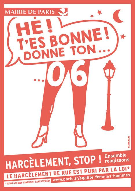 STOP au harcèlement de rue | actions de concertation citoyenne | Scoop.it