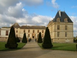 Chateau de Cormatin in Burgundy, France « My Flying Fingers | Wine business | Scoop.it