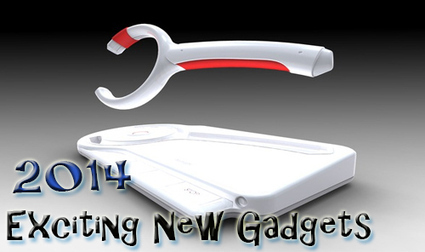 Weird Gadget: Exciting New Gadgets for 2014 | Best Gadgets | Scoop.it