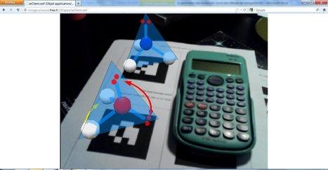 Mirage - réalité augmentée et activitées pédagogiques | PédagTic | Scoop.it