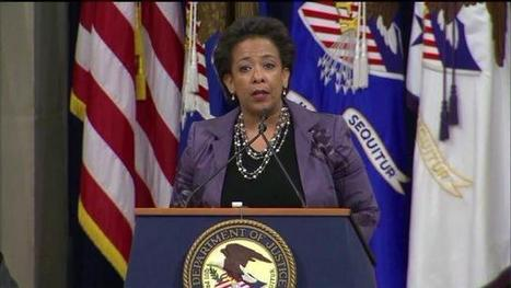 Attorney general pick Loretta Lynch would be first black woman in post | Black History Month Resources | Scoop.it
