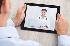 Virtual doctor visits praised by patients | Trends in Retail Health Clinics  and telemedicine | Scoop.it