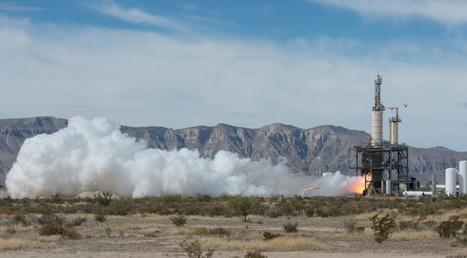 Blue Origin To Begin Test Flights Within Weeks   SpaceNews.com   The NewSpace Daily   Scoop.it