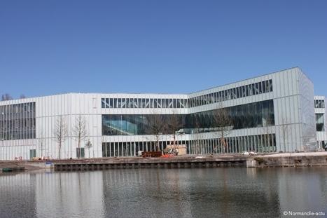 Bibliothèque de Caen : dans les coulisses d'un chantier à 60 millions d'euros | Culture(s) | Scoop.it