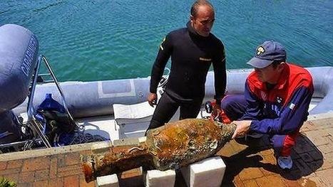 Une ancienne épave romaine trouvée dans la mer de Ligurie | Les découvertes archéologiques | patrimoine et archéologie Wallonie-Bruxelles-Belgique-Europe | Scoop.it