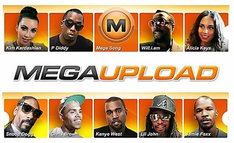 Mega, le nouveau Megaupload arrive le 19 janvier prochain   Rap , RNB , culture urbaine et buzz   Scoop.it