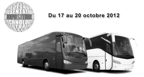 Gilbert James Voyages - Autocar Expo, le salon des professionnels de l'autocar   Autocars Ile de France   Scoop.it