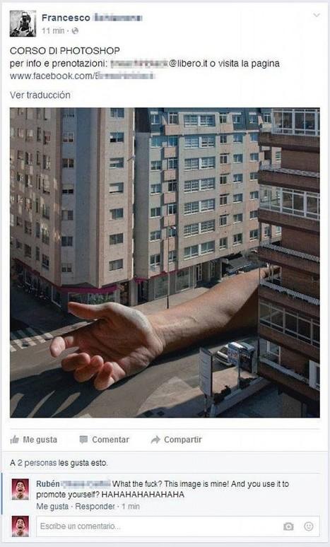 Por Qué No Debes Sentirte Orgulloso Cuando te Roban una Foto | I didn't know it was impossible.. and I did it :-) - No sabia que era imposible.. y lo hice :-) | Scoop.it