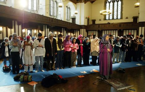 Femmes imams, elles défient les traditions patriarcales | A Voice of Our Own | Scoop.it