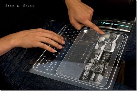 » Concept Touch Tech future! Future technology | Information Technology | Scoop.it