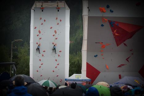 Escalade, Chamonix 2016: Anouck JAUBERT en or sur la vitesse! | Neige et Granite | Scoop.it