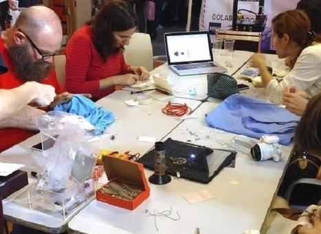 Y el arte abrazó la tecnología | Open Source Hardware, Fabricación digital, DIY y DIWO | Scoop.it