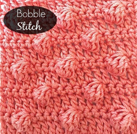 Learn a new stitch! | Crochet Patterns and Tutorials | Scoop.it