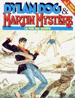 "Martin Mystére e Dylan Dog. La Bonelli da ""fabbrica"" a ""network"" 