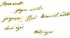 Arbogaste Arbogast: Triple paire dans un mariage de 1730   Rhit Genealogie   Scoop.it