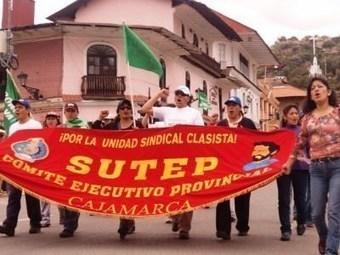 PERU   LA HUELGA NACIONAL INDEFINIDA Y LA ...CONARE SUTE LIMA:   Sindicalismo en PERÚ   Scoop.it