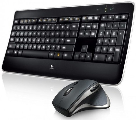 10 Best Wireless Keyboard and Mouse Combo 2016   Wiknix   Scoop.it