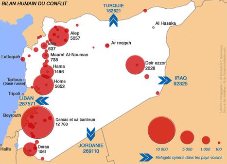 Syrie : deux ans de conflit | circulation casablanca | Scoop.it