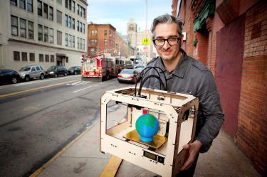 3D printers bring high-tech manufacturing to the home | 3D Printing and Fabbing | Scoop.it