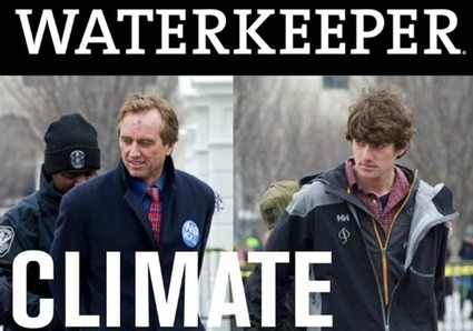 Waterkeeper Magazine: Climate Wars—Stories from the Frontlines | EcoWatch | Scoop.it