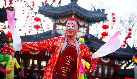China comienza el lunes su nuevo año lunar bajo el signo del mono: calculan 3.000 millones de viajes por el feriado | La Red 21 | Kiosque du monde : Asie | Scoop.it