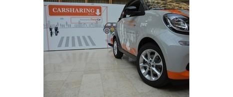 «SwopCar»: en route pour un car sharing d'entreprise 2.0 | Le flux d'Infogreen.lu | Scoop.it