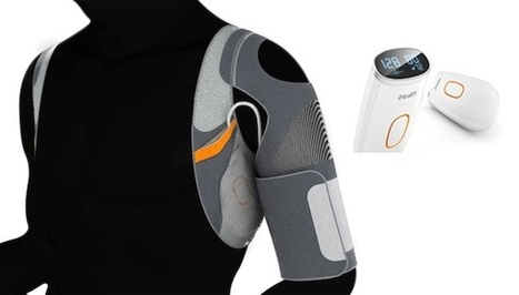 iHealth unveils wearable ECG, pulse ox, BP devices #CES #hcsmeufr #hcsmeu #hcsm great devices @ihealthlabseu | mhealth | Scoop.it